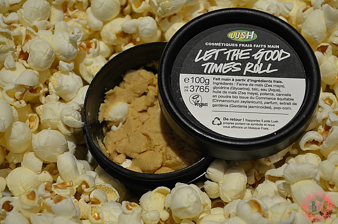 Beauty Bang Theory - LUSH Let the Good Times Roll 2
