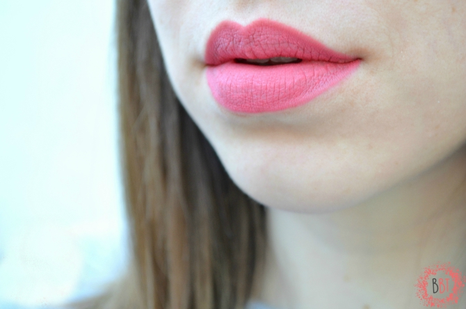 Beauty Bang Theory - NYX Antwerp on the lips