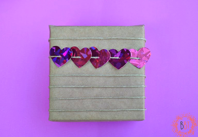 Beauty Bang Theory - kako da zapakujete poklone za Dan zaljubljenih 2