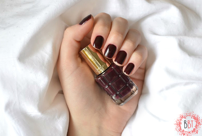 Beauty Bang Theory - L'oreal Color Riche Le Vernis à l'Huile 556
