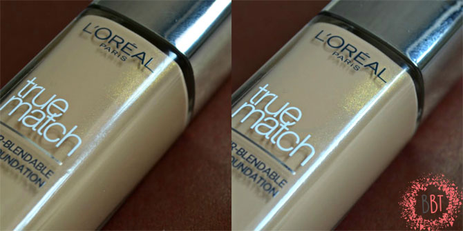 Beauty Bang Theory - L'oreal True Match gold