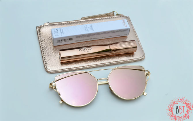 Beauty Bang Theory - Kiko Endless Sky with sunglasses