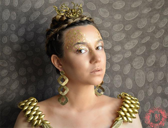 Beauty Bang Theory - The Huntsman - Zlatna kraljica profile