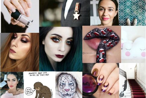 Beauty Bang Theory - Instagram favoriti 2016