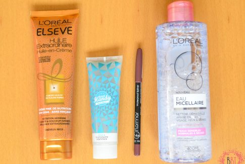 Beauty Bang Theory - februarski favoriti 2017.