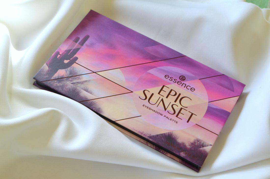 Beauty Bang Theory - Essence Epic Sunset Palette