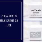 Beauty Bang Theory - Ziaja Goat's milk kreme za lice 1